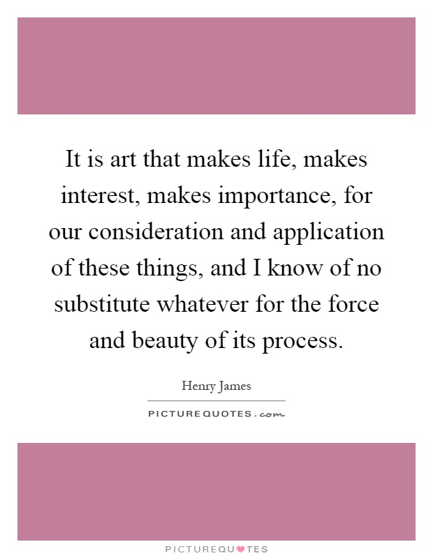 importance of art in life