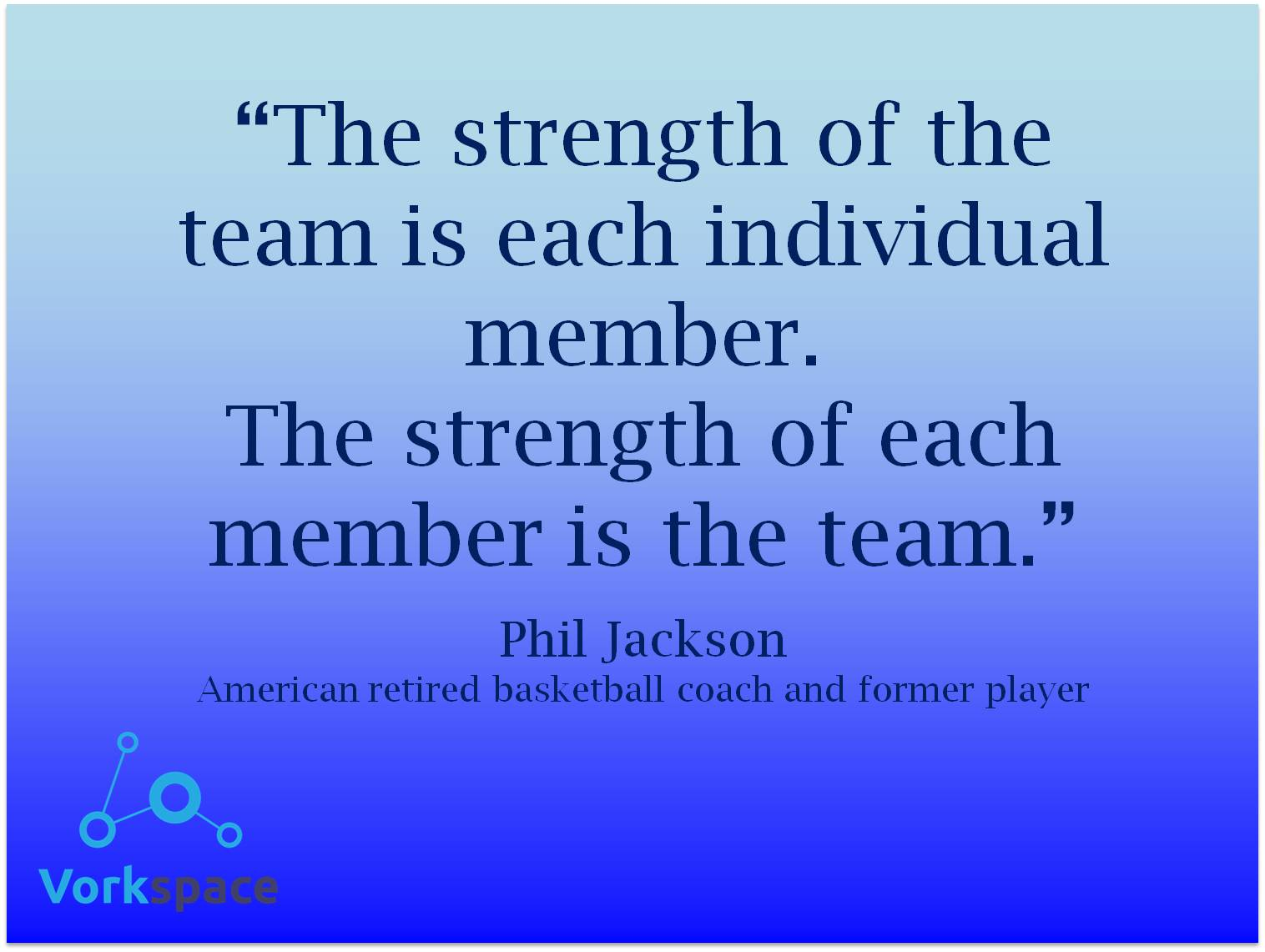 quotes about strength of a team quotes