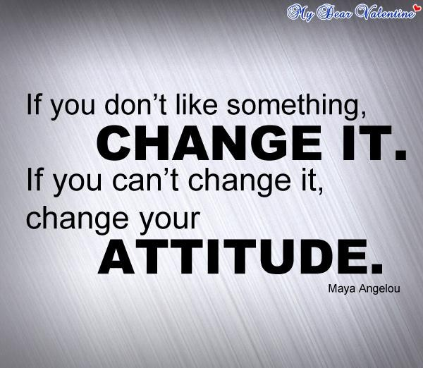 Quotes about Change of attitude (120 quotes)