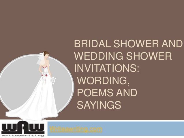 quotes about wedding showers 25 quotes