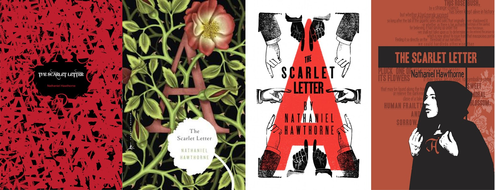 the many profound and important symbols in nathaniel hawthornes the scarlet letter Nathaniel hawthorne published: the scarlet letter is packed full of symbols and themes like symbols, there are also many themes, the most important.