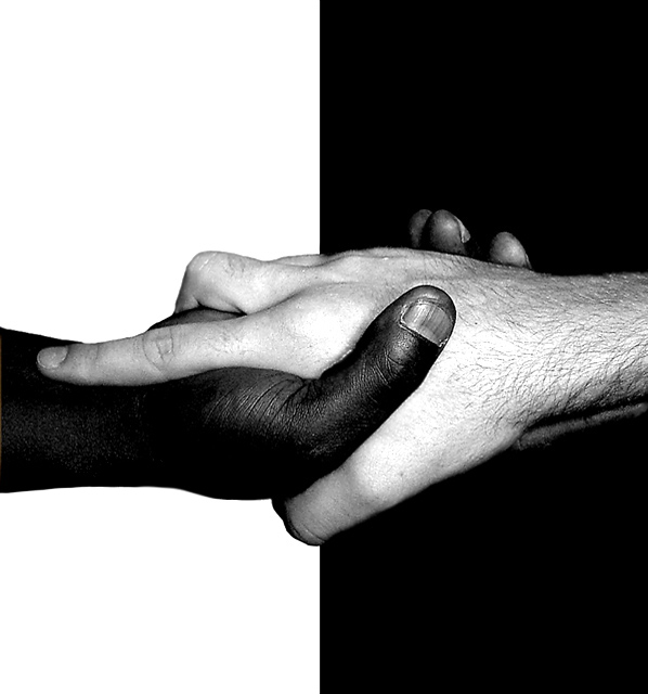 black and white equality essay Inequality exists, even in societies without formal stratification (parsons, 1970) whilst complete societal equality may be unattainable, equal opportunities (eo) policies aim to.