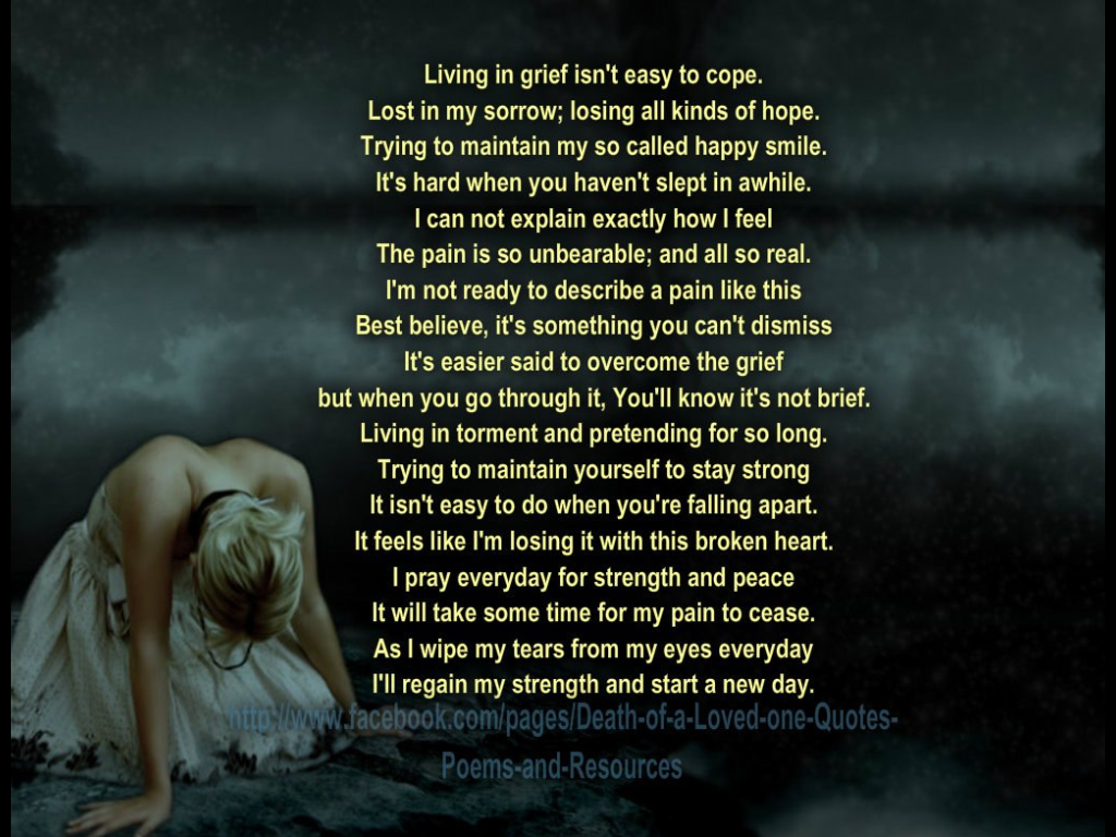 Coping With Death Quotes Quotes About Dealing With Death 48 Quotes