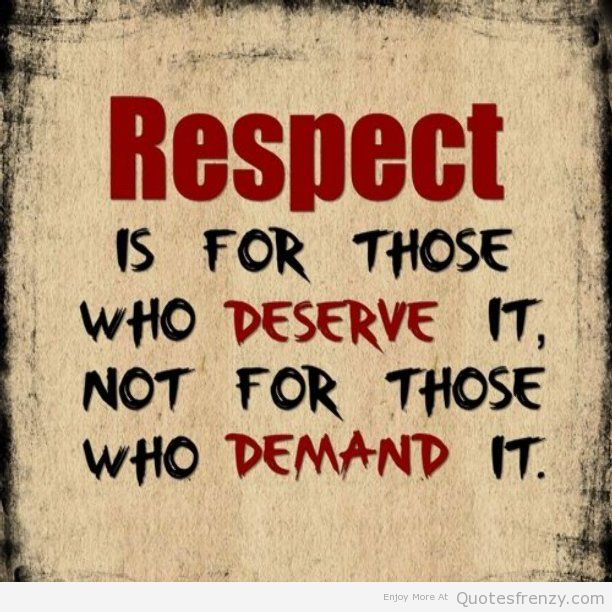 Quotes About Respect With Pictures 21 Quotes