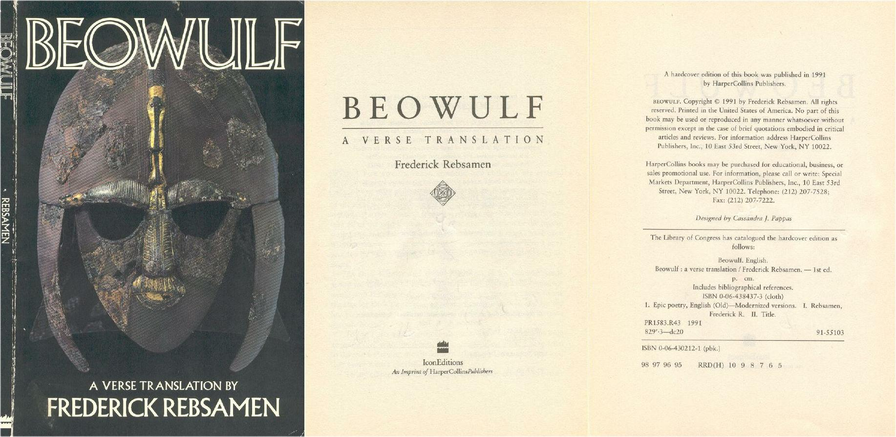 the element of revenge and bravery as portrayed in the poem beowulf When neither element of the compound is a true name of the object  warriors were expected to be brave  mentioned in beowulf before the events in the poem.