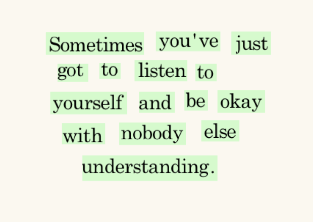 Quotes About Listen To Me 266 Quotes