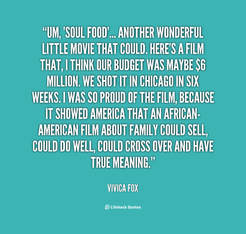 Quotes About Food From Movies 20 Quotes