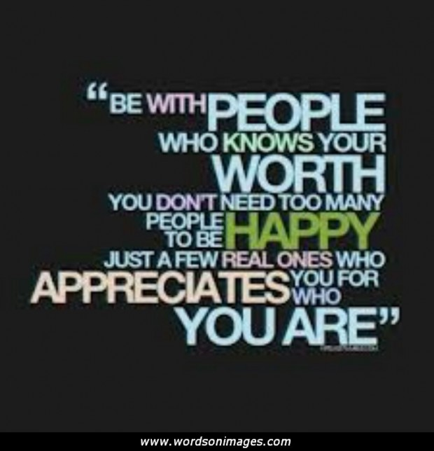 Quotes about Appreciate friendship (28 quotes)