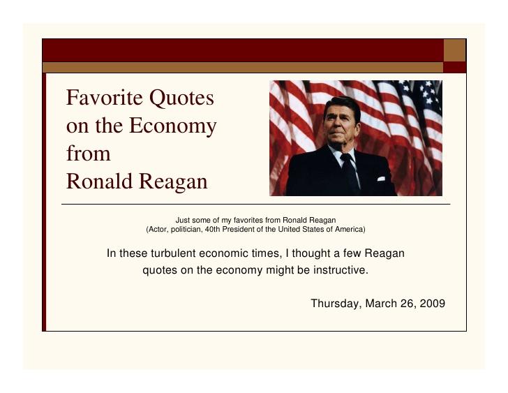 Quotes about Economy and economics (36 quotes)