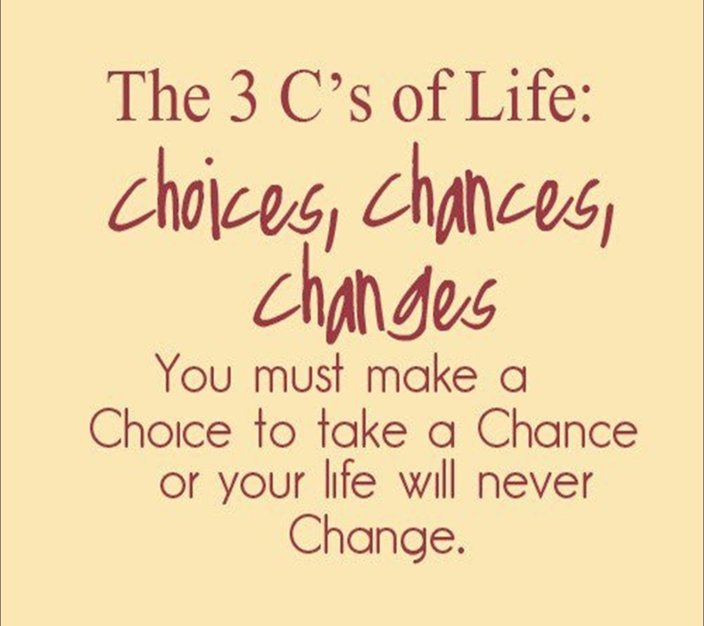 second chance in life essay