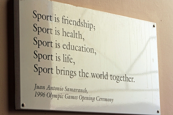 quotes on sports and life