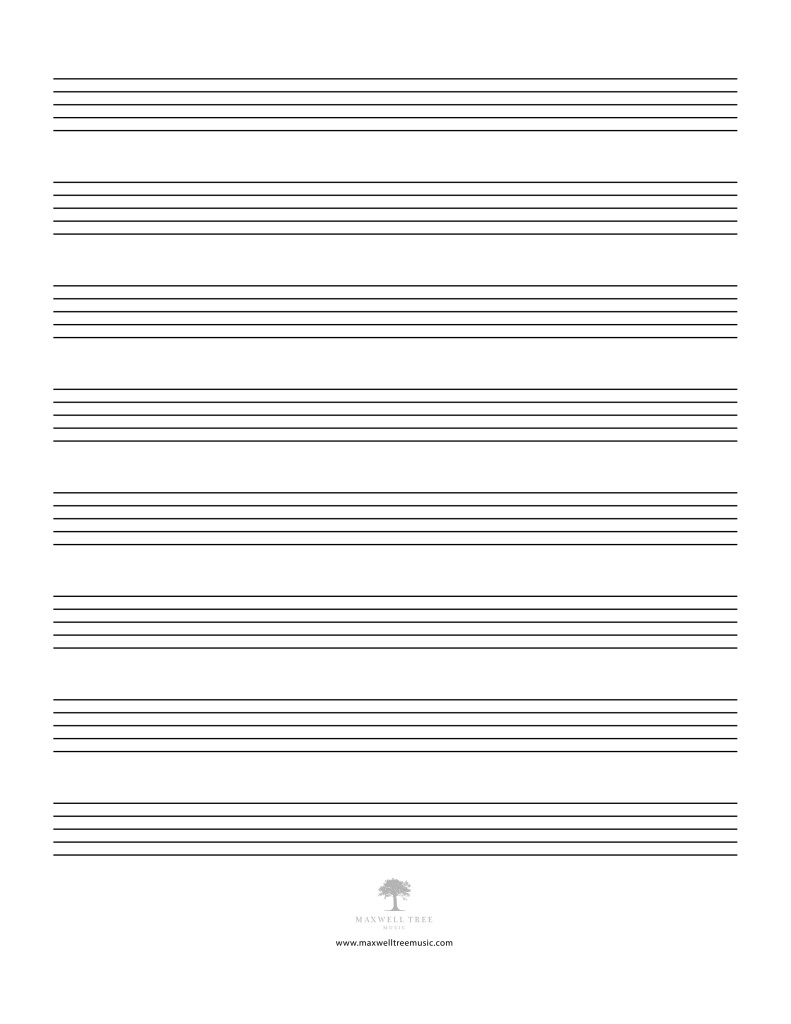 blank staff paper Download and print your own music manuscript paper for free including blank, grand staff, treble clef, viola clef, and bass clef manuscript paper.