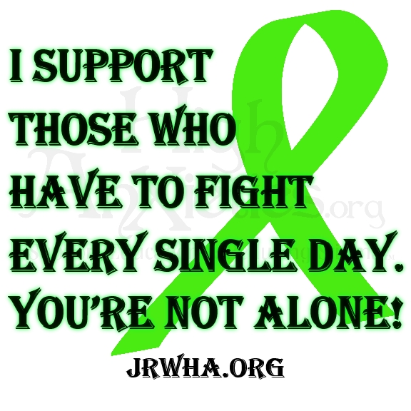 1 SUPPORT THOSE WHO HAVE TO FIG PAY YOURE NOT AL0NEt JRWHAORG