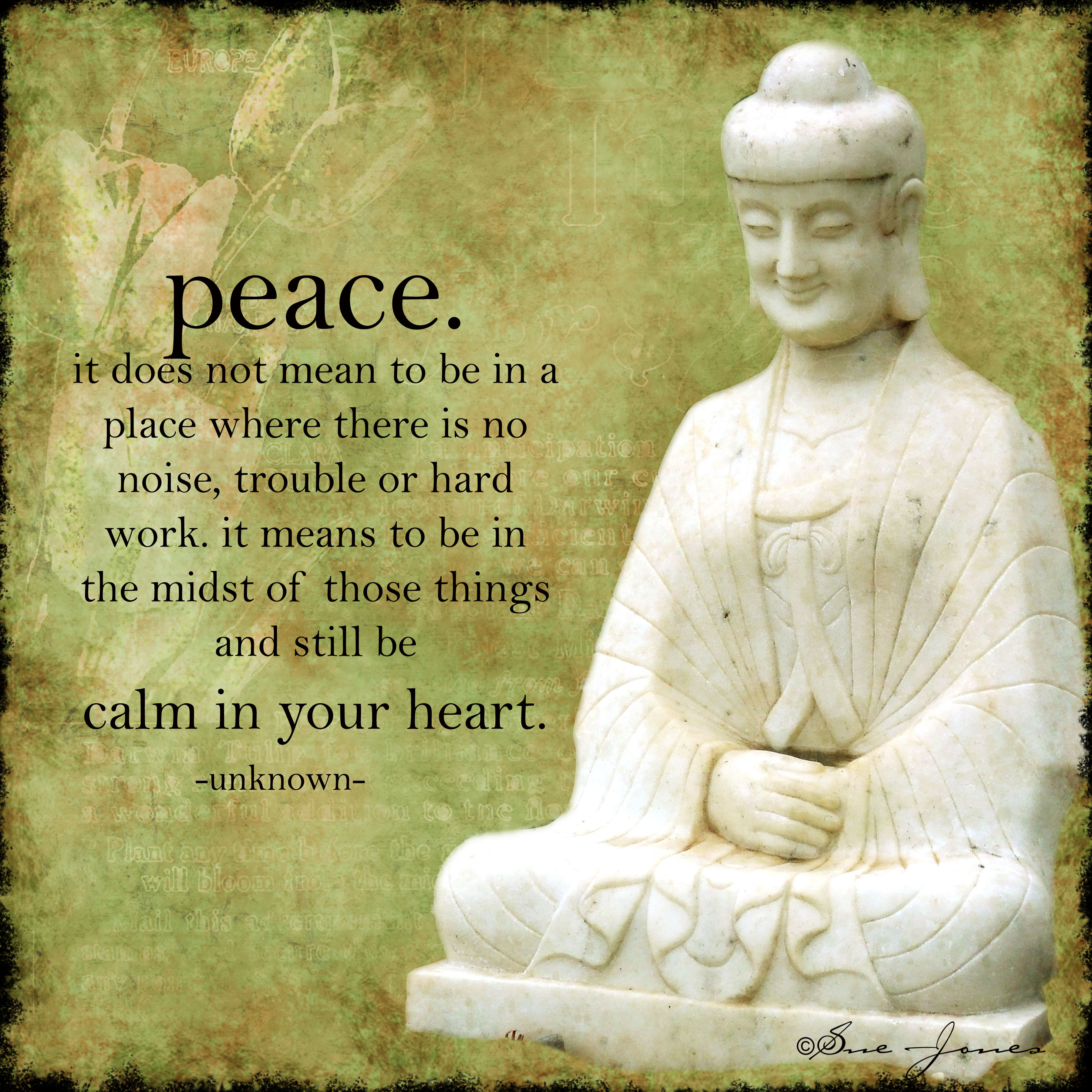 Quotes About Balance And Peace 48 Quotes
