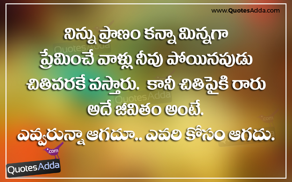 Quotes About Telugu Language 13 Quotes