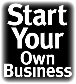 Quotes about Starting own business (46 quotes)