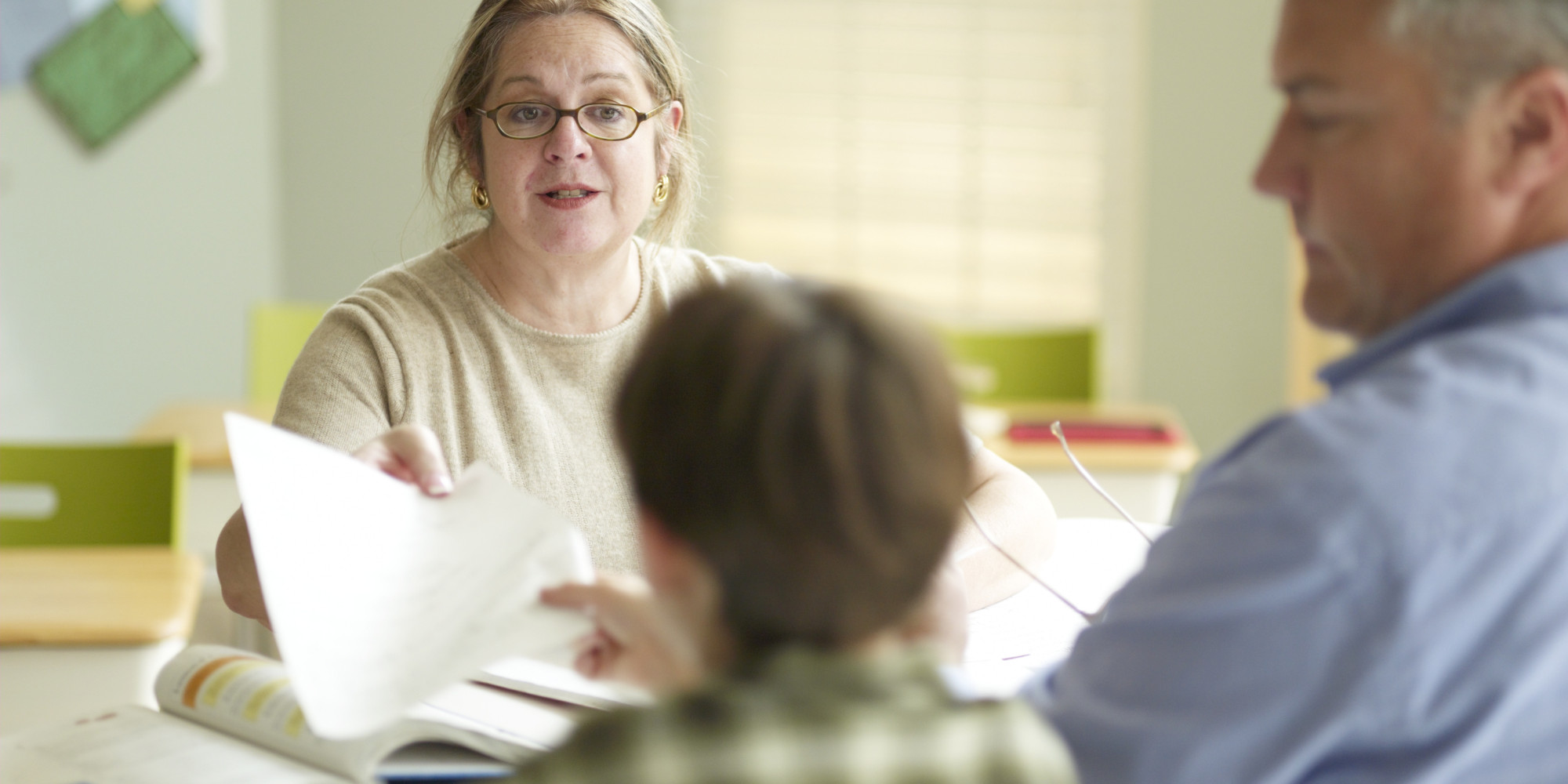 teacher and parents Parent-teacher organizations or school community councils weekly or monthly folders of student clarity and usefulness of communication: parents and teachers should have the information they.