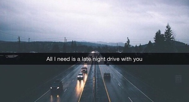 Quotes About Night Drives 33 Quotes