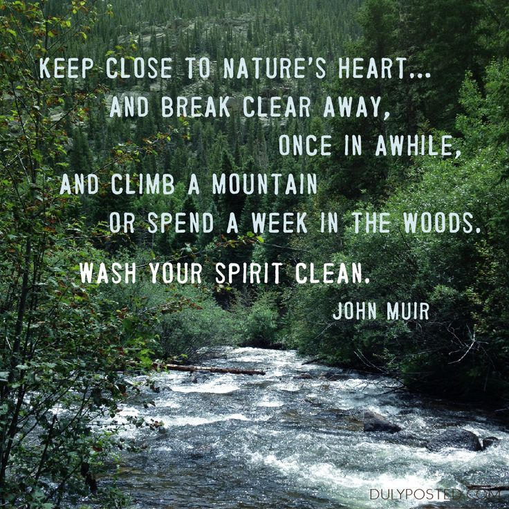 Quotes About Keeping Nature Clean 20 Quotes