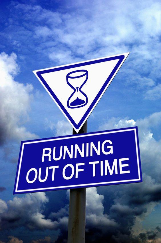 Running Out Of Time Deutsch