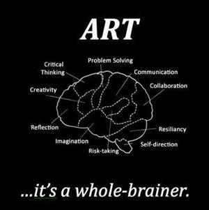 Quotes about Art and education (74 quotes)