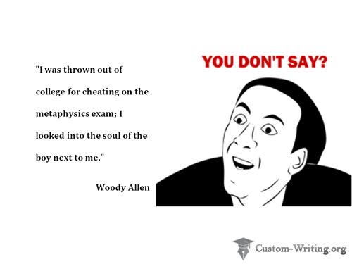 college writing assignment funny quotes