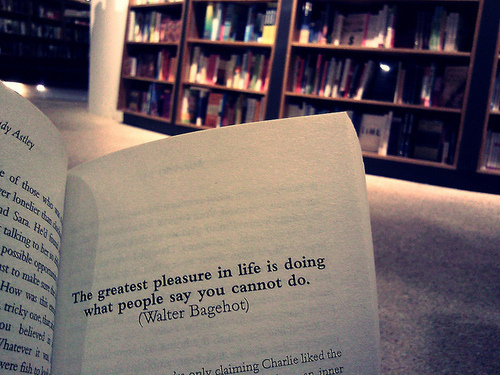 Quotes about Book and life (306 quotes)