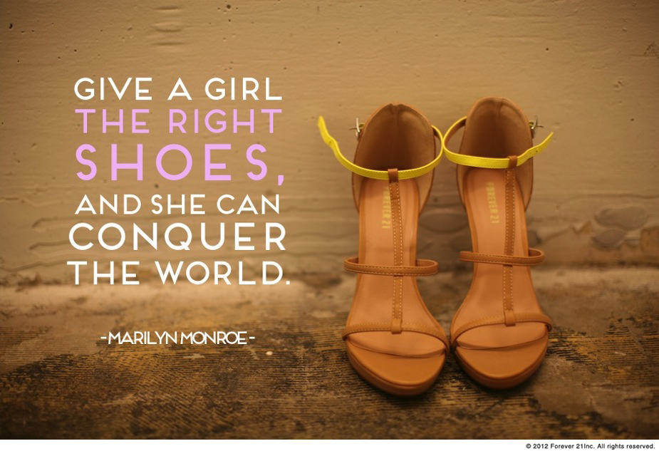 Quotes About Shoes (556 Quotes