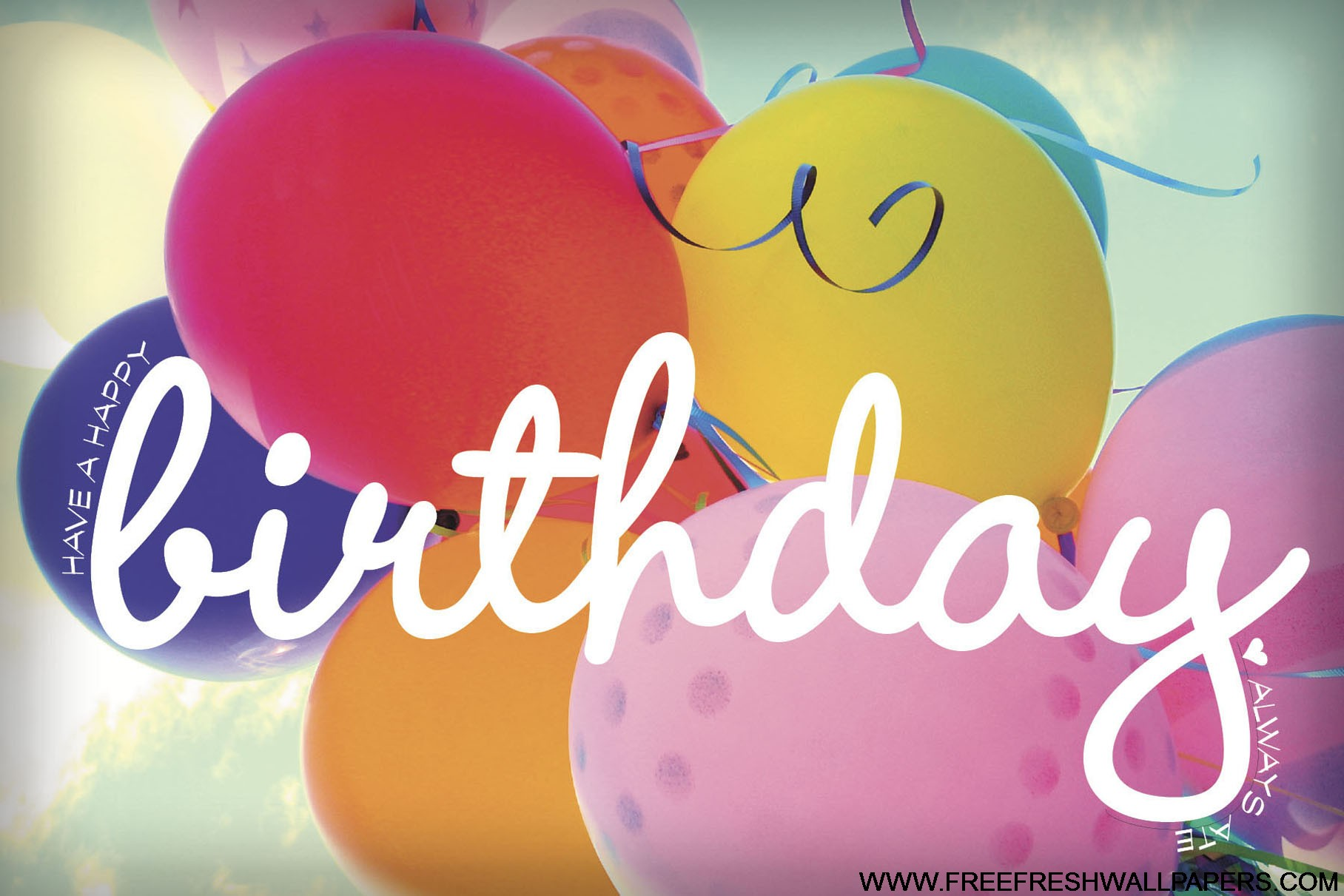 Quotes About Birthday Balloons 19