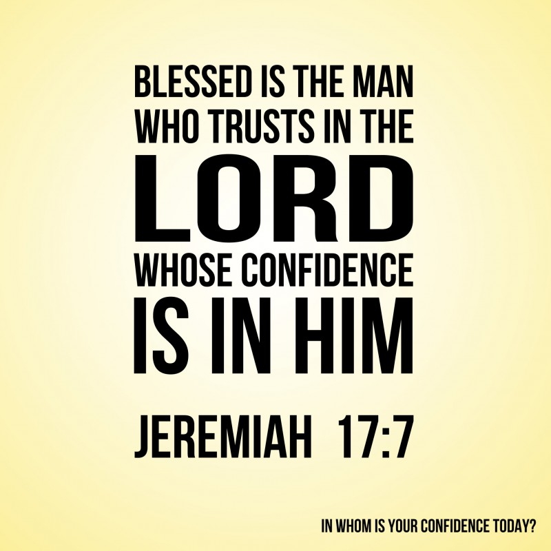 quotes about confidence in the lord quotes