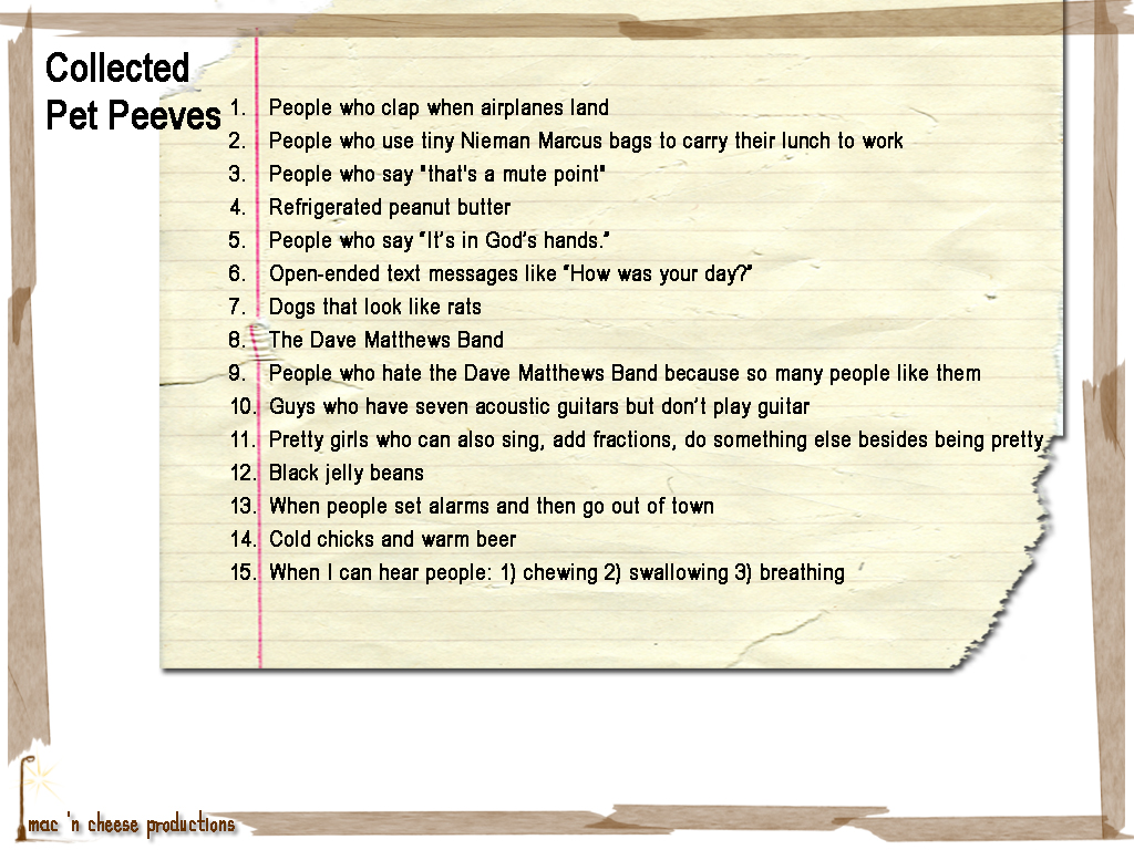 quotes about pet peeves quotes helpfulnon helpful