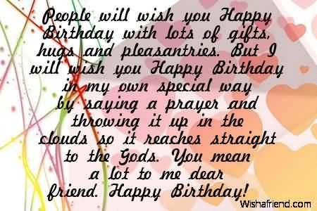 Happy Birthday My Dear Best Friend Quotes Pw Navi
