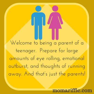 personal thoughts of a teenager on parenting The most common problems teenagers face today if that is the reason of depression in a teen, then parents final thoughts problems that teenagers are faced.
