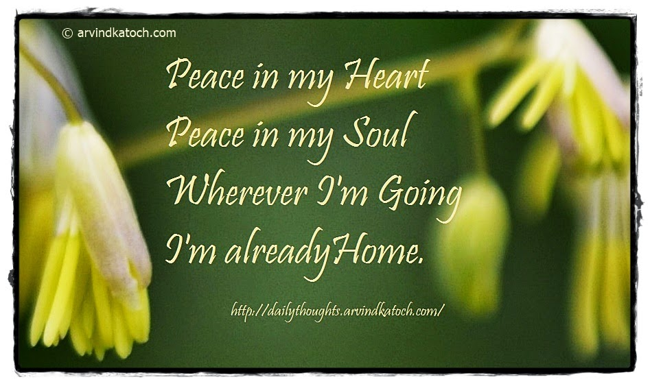 Image result for peaceful heart quotes