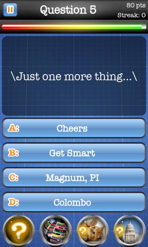 Quotes About Quiz Show 44 Quotes
