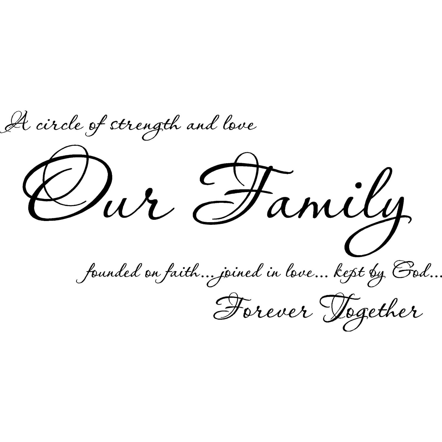 Quotes About God Love And Family 54 Quotes