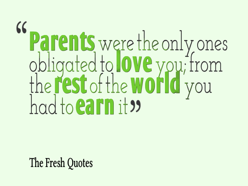Quotes About Obligation To Family 30 Quotes