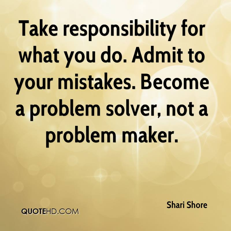 Quotes About Problem Makers 48 Quotes