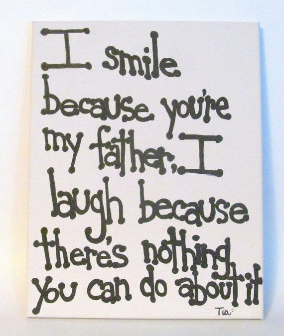 I love you dad quotes from daughter tumblr