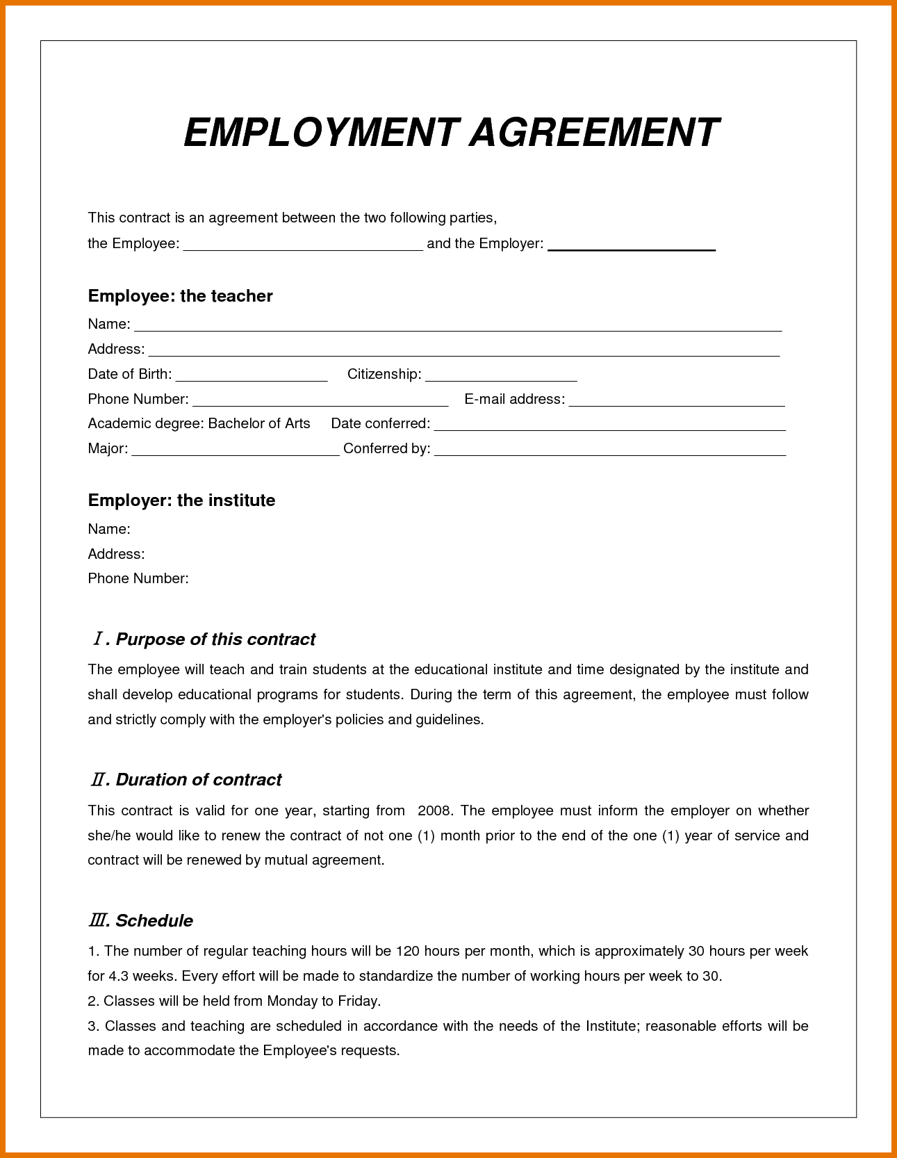 Quotes About Employment Contract 23 Quotes