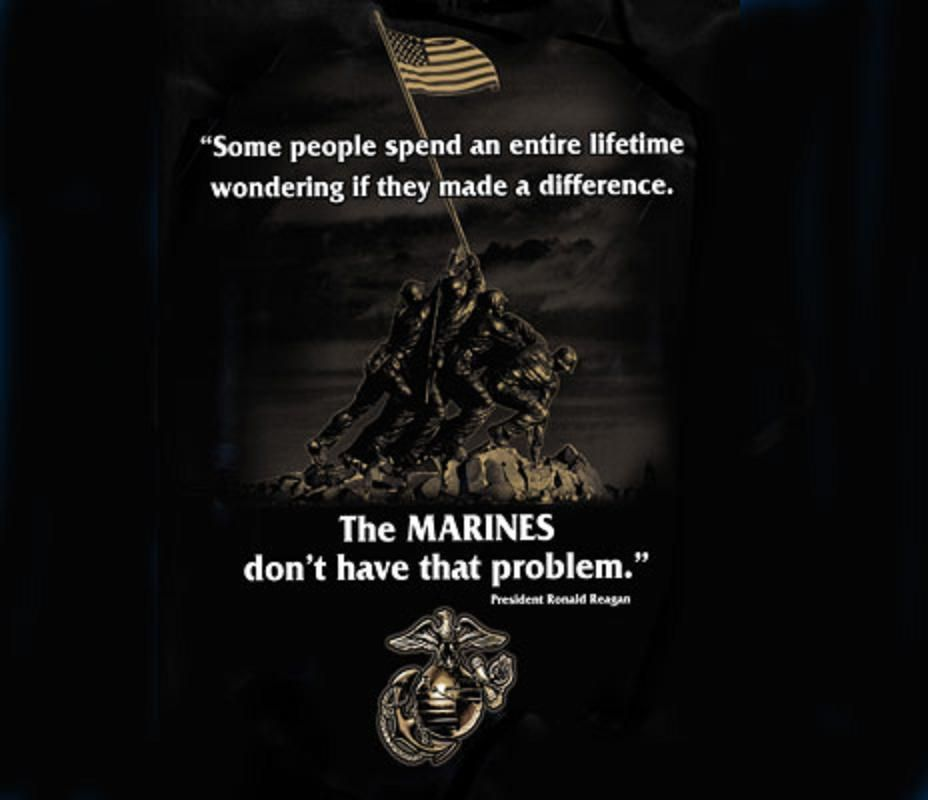 Marines Quotes | Quotes About United States Marine 33 Quotes