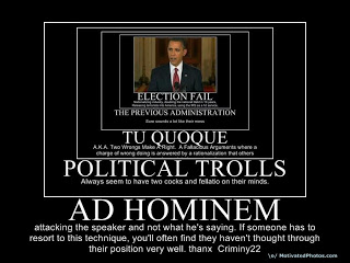 ad hominem abusive examples