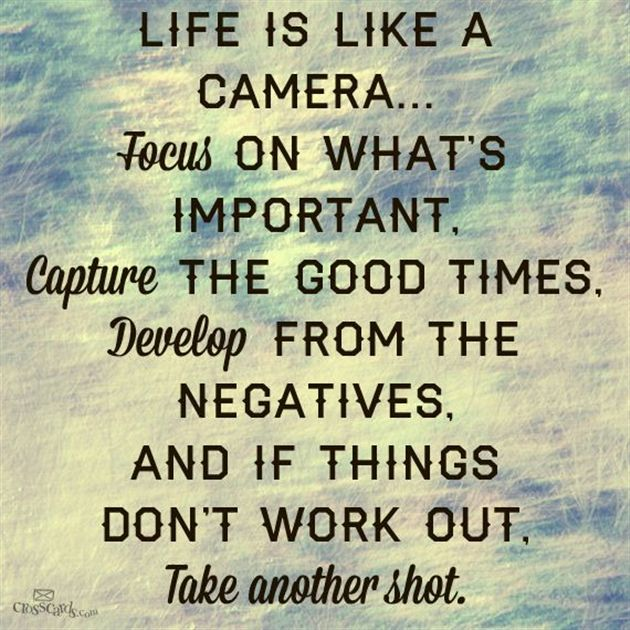Quotes About Camera And Life 71 Quotes