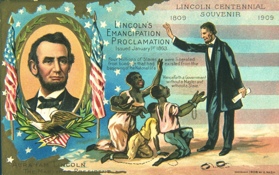 the effects of the american civil war and the emancipation proclamation on slavery in america Most believe it was about ending slavery, but that's a myth the civil war things we didn't know about the american civil war the emancipation.