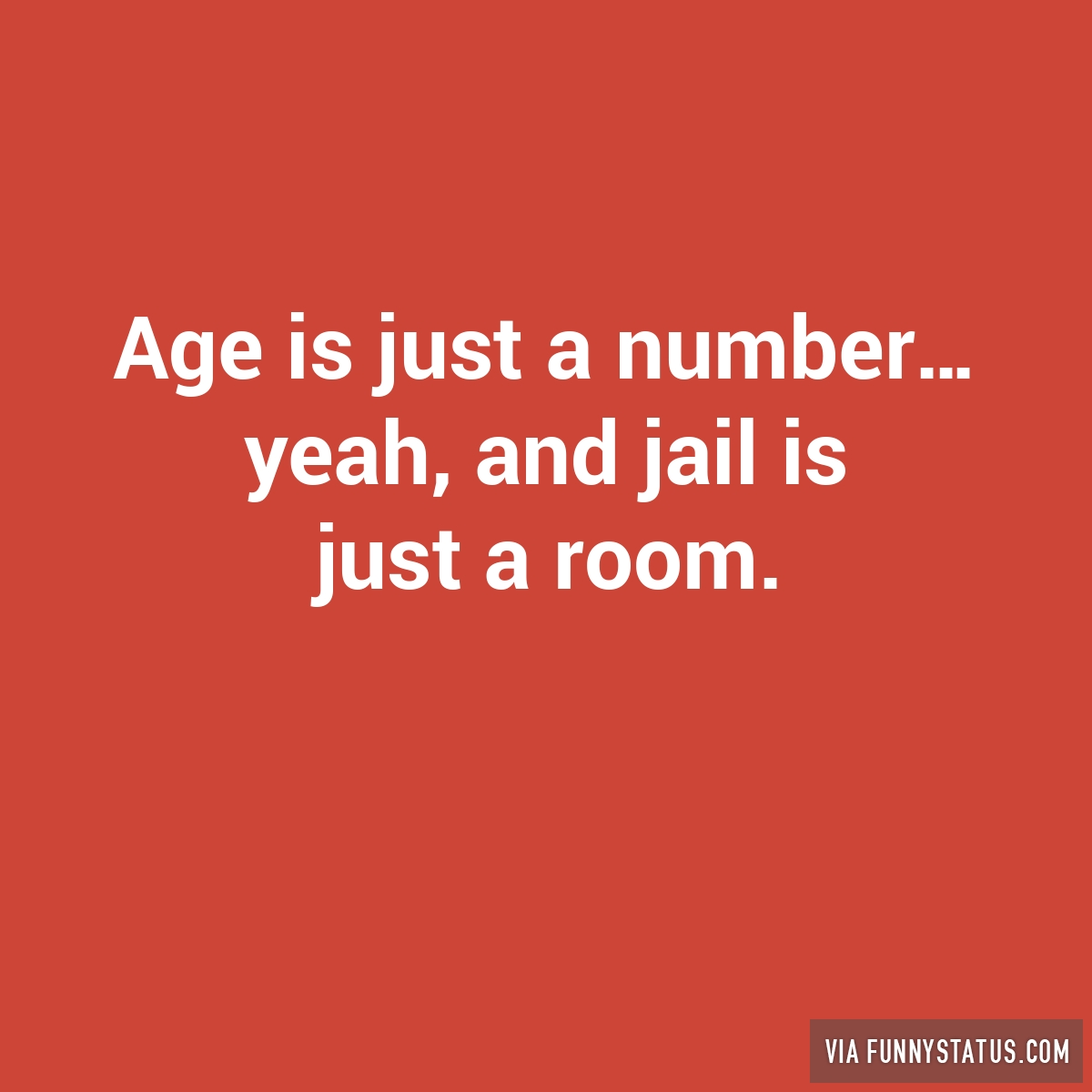 Age just number