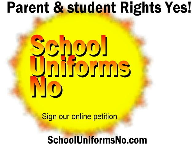 uniforms or no uniforms