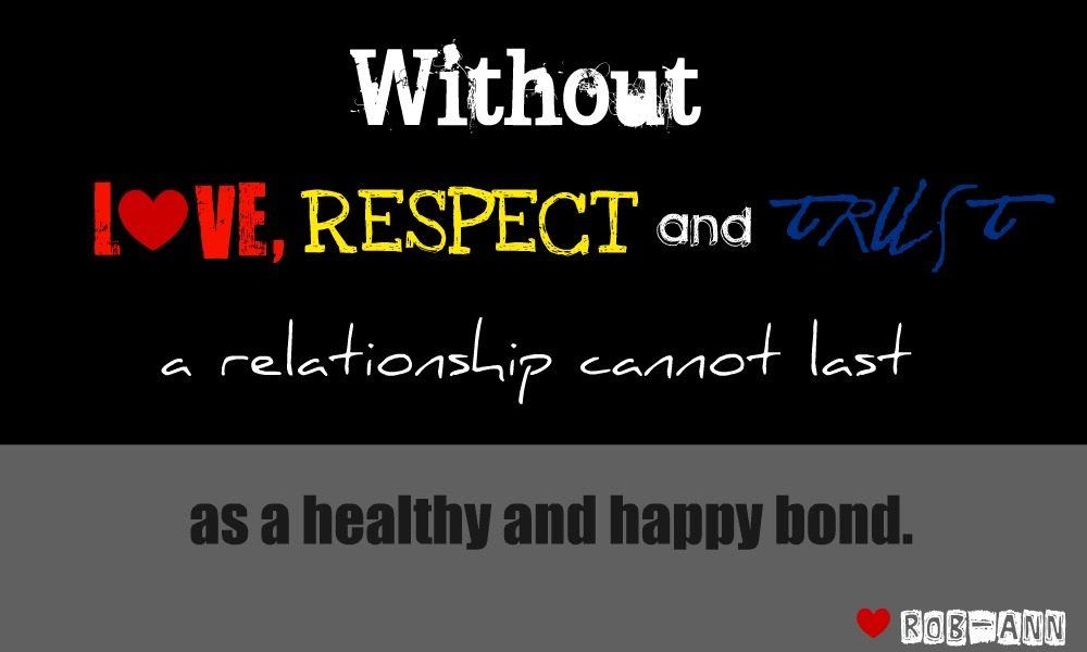 Quotes About Respect In Relationships 59 Quotes