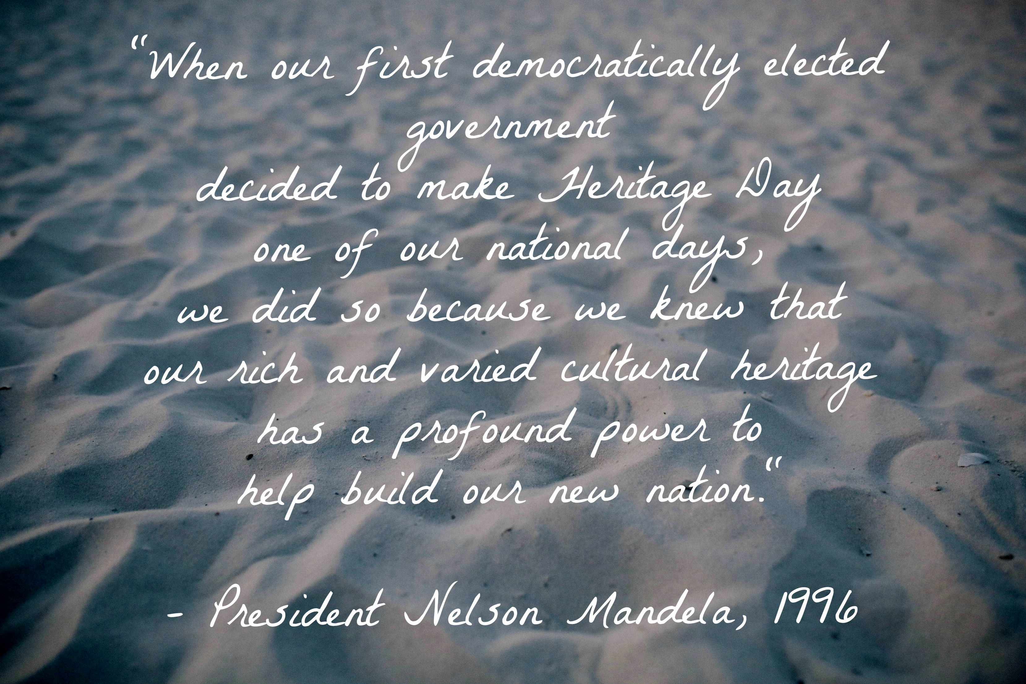 Quotes About Heritage Day 25 Quotes
