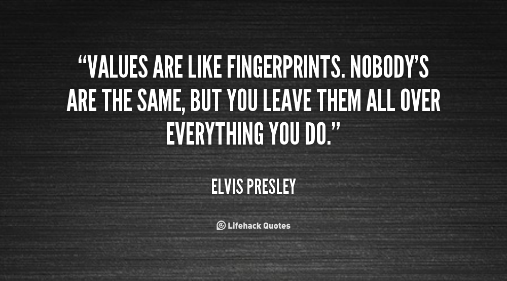 Quotes About Values In Life 144 Quotes
