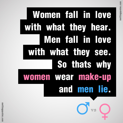 men and lies quotes
